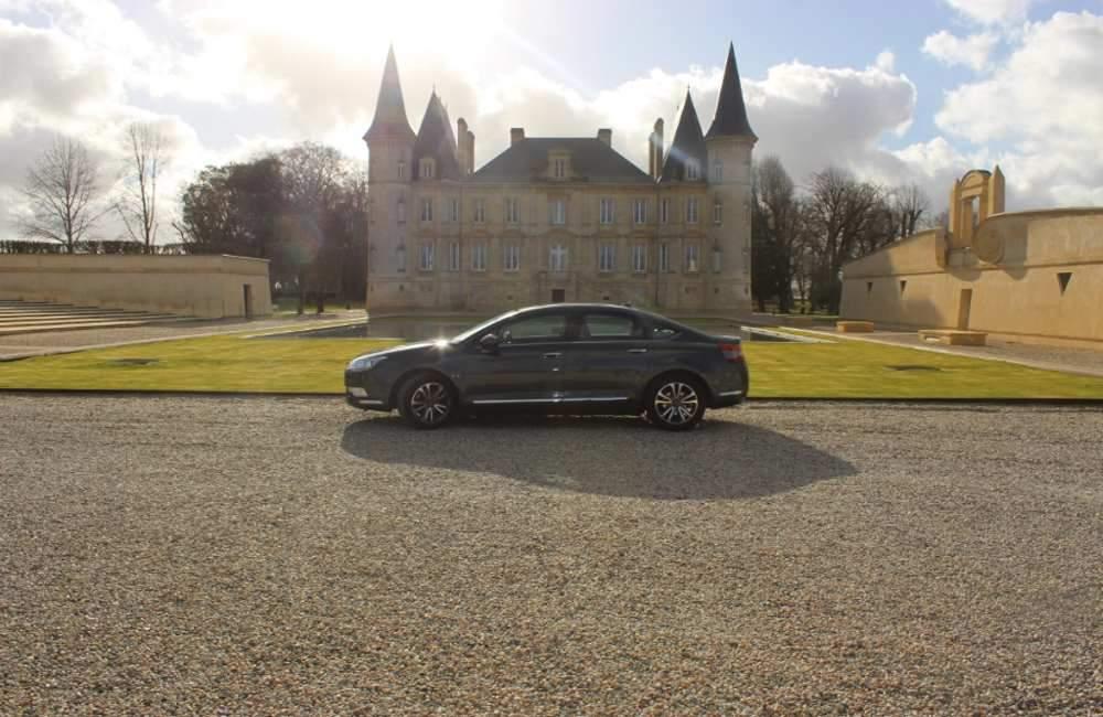 private driver Bordeaux taxi